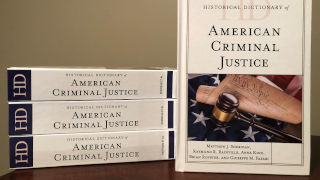 Criminal justice books
