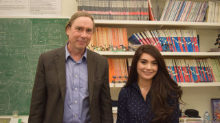 Photo of Stephen Kelty and Sarah Lamcaj