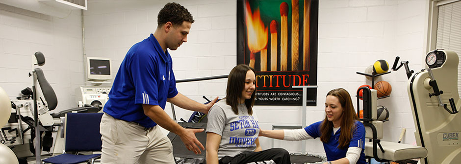 career in athletic training