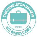 Princeton Review 2019 best business schools