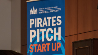 Pirates pitch banner