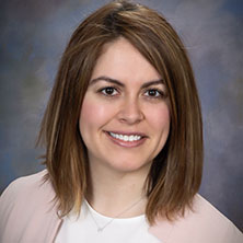 Sarah Andrews, Career Center Staff