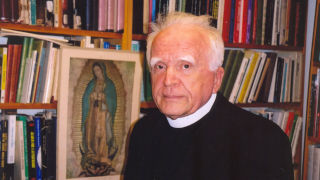 Photo of Father Jaki