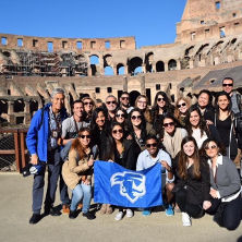 Study Abroad Italy 2016