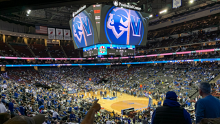 Seton Hall Pirates at Prudential Center