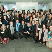 UN Summer Program group photo