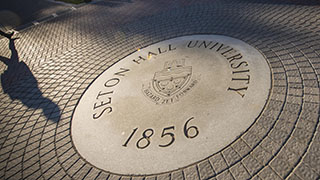 University Seal on the Green