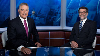 Andrea Bartoli Discusses Trump's Impact on International Relations with Steve Adubato