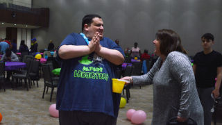 DOVE luau for adults with special needs