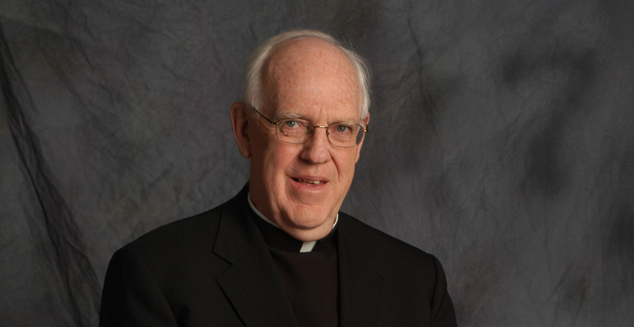Msgr. Richard Liddy
