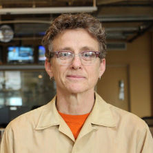 Photo of Nancy Solomon
