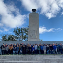 Image of students at Gettysburg