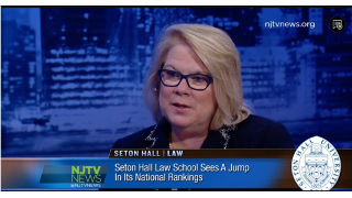 Seton Hall Law Dean Kathleen M. Boozang interviewed by NJTV