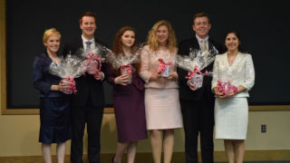 Brownson Speech and Debate Team October 2018