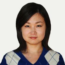 Headshot of Weining Wang.
